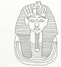 mummy coloring pages