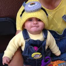 Minion Halloween Costume Baby Minion 54 Minionize Images Minions Minion