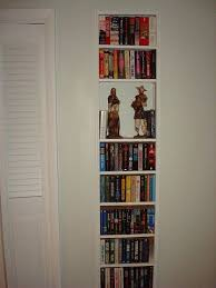 Shelves Between Studs by 68 Best Storage Btw Wall Studs Images On Pinterest Bathroom