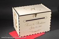 wedding envelope boxes wedding card boxes personalized wine gift boxes