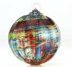 blown tree ornaments uk jingle nog blown glass