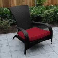 Patio Furniture Cushions Lowes by Lawn Chair Cushions Lowes Home Design Ideas