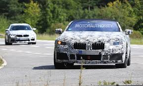 cars bmw 2020 2020 bmw m8 convertible spy shots