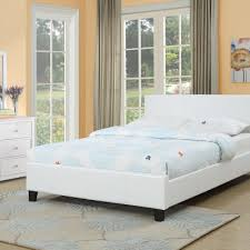 faux leather bed frames u2013 furniture mattress los angeles and el monte