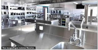 cuisine professionnelle recatec la cuisine professionnelle le cafetier