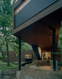 l stack house marlon blackwell architect archdaily