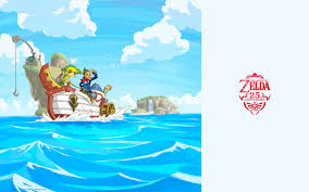 legend zelda characters images 25th anniversary wallpapers