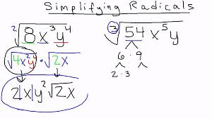 simplifying square root u0026 cube root with variables youtube