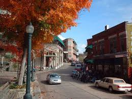 best small towns in america eureka springs one of 50 best small town downtowns in america