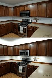 diy cabinet lighting in 30 minutes how to guide joyfully growing