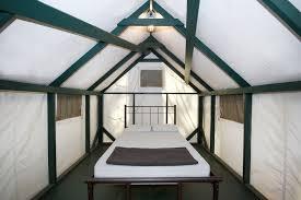 tent cabin half dome village in yosemite national park ca travelyosemite com