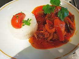 sud ouest cuisine notre poulet basquaise une plat typique de la cuisine française