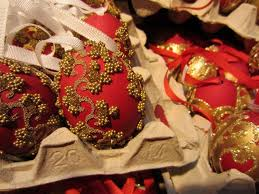 45 best egg christmas ornaments images on pinterest christmas