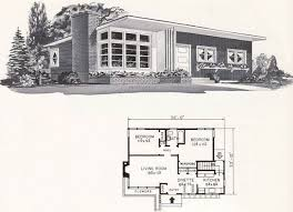 small retro house plans 3073 best 40s 50s 60s 70s home buying images on pinterest