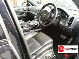 porsche malaysia 2012 porsche cayenne for sale in malaysia for rm368 000 mymotor