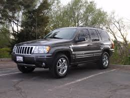 silver jeep grand cherokee 2004 2004 jeep grand cherokee information and photos momentcar