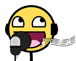 Meme Smiley Face - awesome face is singing awesome face epic smiley know your