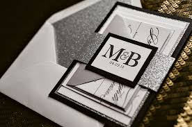 Black And White Wedding Invitations Ideas For Handmade Wedding Invitations Iidaemilia Com