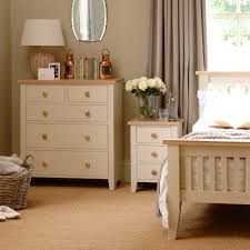 White Painted Oak Furniture Cream Painted Oak Bedroom Furniture Eo Furniture