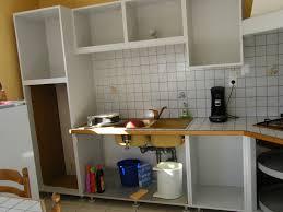 renover sa cuisine en chene repeindre meuble cuisine chene newsindo co