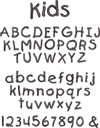 print font styles for names monogram express
