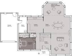 plan de maison 6 chambres plan maison 6 chambres gratuit