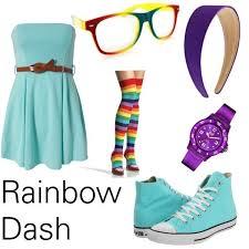 Rainbow Dash Halloween Costume 103 Pony Love Images Rainbow Dash