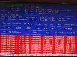 Count Characters Ubuntu Hardware Memtest86 Has My Ram Bad Ask Ubuntu