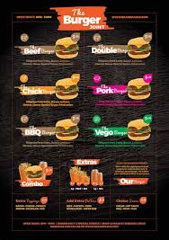 flyer menu template free restaurant flyer psd templates for photoshop