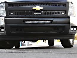 Fog Light Kits 2007 2013 Chevy 1500 U0026 2007 2010 2500 3500 Fog Light Rigid
