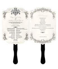 Diy Wedding Program Fans Kits Printable Wedding Program Fan Template Wedding Fans Diy Wedding
