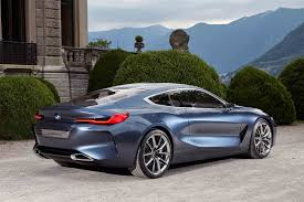 bmw supercar m8 exclusive bmw 8 series concept quick drive automobile magazine