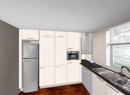 ecklösung küche fertiggestellte küche küchenplanung mit langem vorlauf