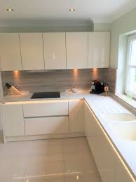 Corian Moulded Sinks by Kitchen Design Strathaven