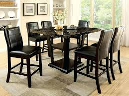 black marble dining table set marble kitchen table good dining chair tips plus black marble