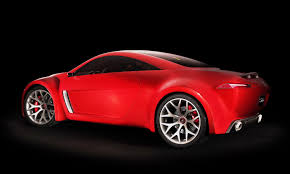 hyundai supercar nemesis 2008 mitsubishi concept ra previewed a 5th gen eclipse gsr with