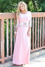 pink dresses blush pink modest maxi dress modest bridesmaids modest