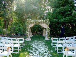Pinterest Garden Wedding Ideas Best 25 Backyard Wedding Ideas On Pinterest Outdoor Small