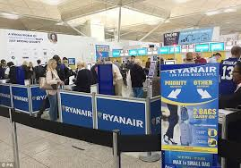 Hit The Floor Cancelled - ryanair customers to be compensated over cancelled flights daily