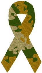 camouflage ribbon 28 best awareness support ribbons embroidery designs images on