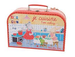 valise cuisine achat valise je cuisine la grande famille moulin roty sur