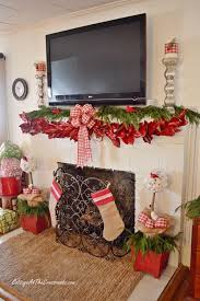 fireplace decor ideas 50 most beautiful christmas fireplace decorating ideas christmas