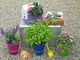 Planter Garden Ideas Stunning Low Budget Container Gardens Hgtv