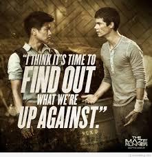 the maze runner film movie quotes the maze runner film 36953839 960 960 jpg