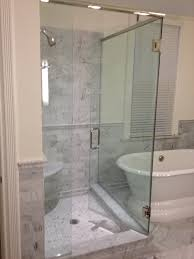 hutchison glass mirror inc photo gallery shower and bath enclosures