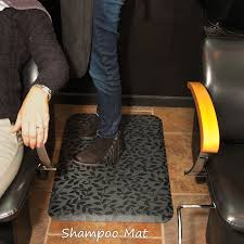 Floor Mats For Salon Chairs Salon Décor Mats Stylish And Variety Of Designs