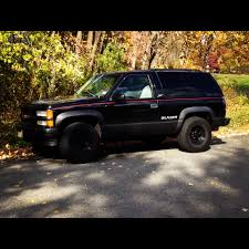 94 chevy blazer sport someday i will own another one cool