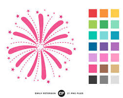 fuochi d artificio clipart fuochi d artificio set capodanno clip 4 luglio cielo
