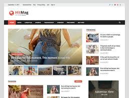 design magazine site 40 best free wordpress magazine themes 2018 athemes