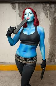 Mystique Halloween Costume Mystique Cosplay Http Geekxgirls Article Php Id U003d1651